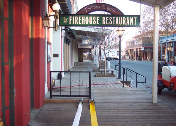 a gallery firehouse 5 Firehouse Restaurant